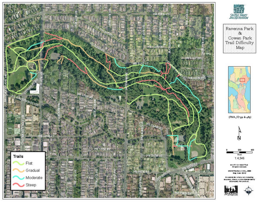 Puget Sound GIS Innovative Geospatial Consulting and Mapping