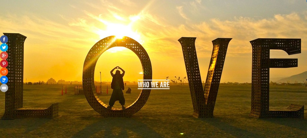 Love who we are