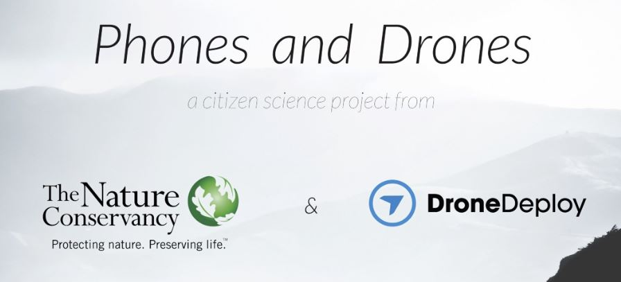phones and drones