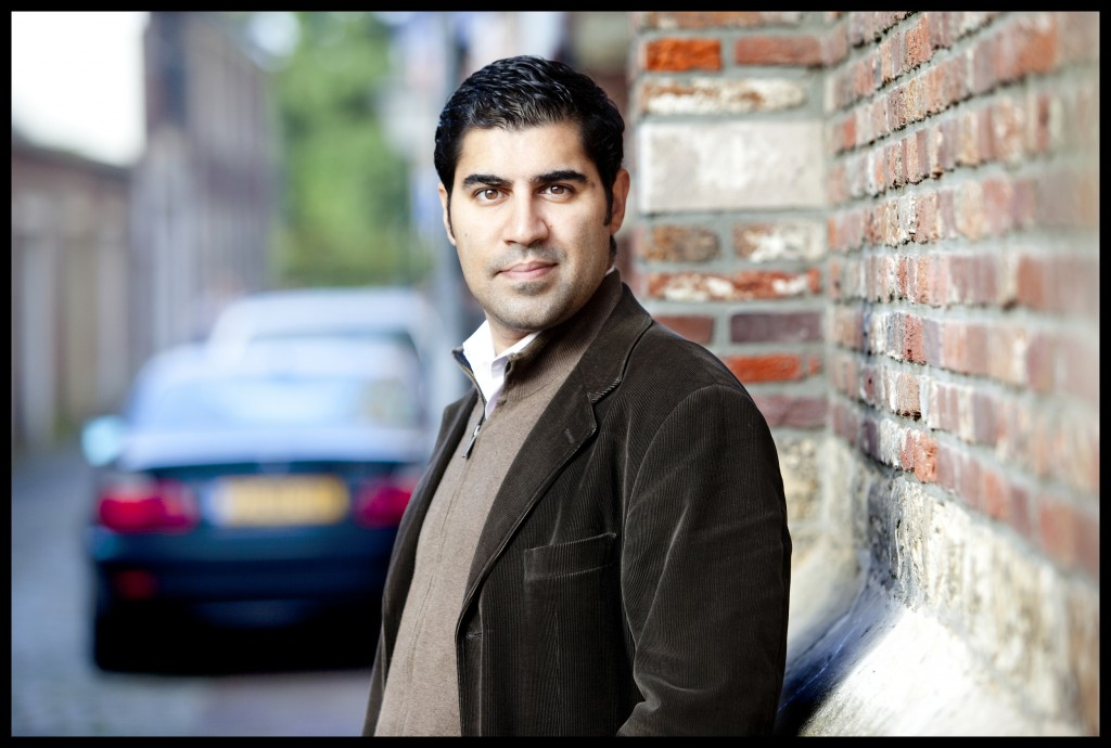 Nederland, Leiden, 08-10-2010 Parag Khanna is Directeur van the Global Governance Initiative and Senior Research Fellow in the American Strategy Program at the New America Foundation. Foto ; Arenda Oomen