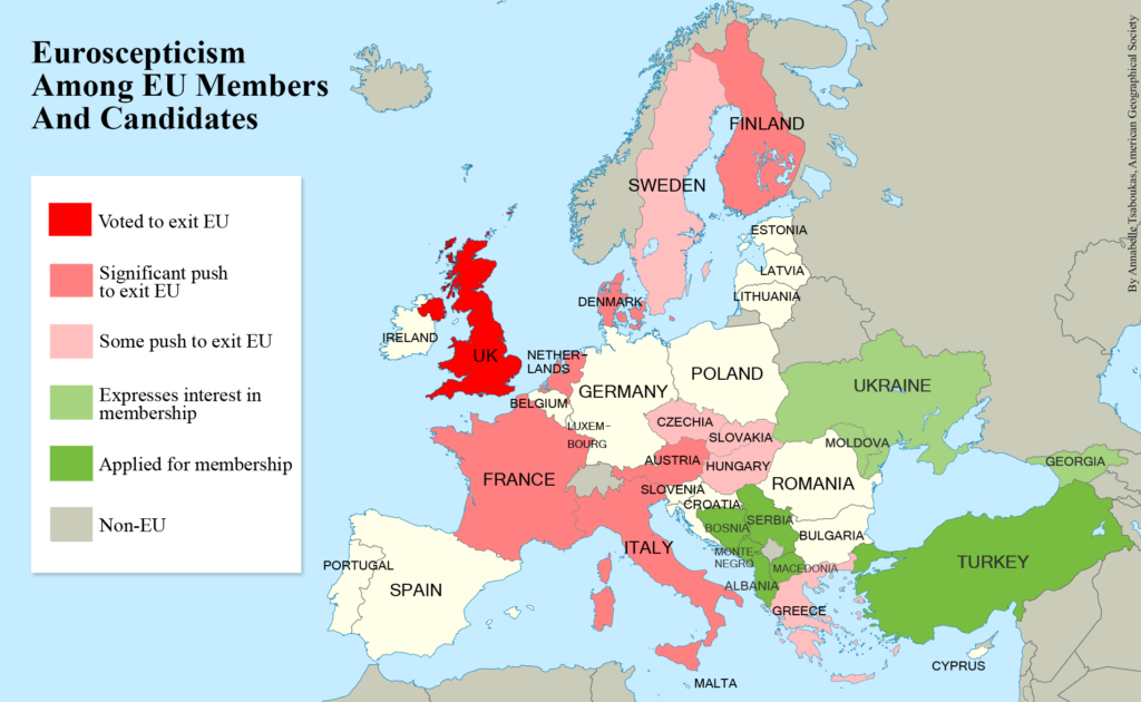 Mapping ubique page 8 map of the week euroscepticism gumiabroncs Image collections