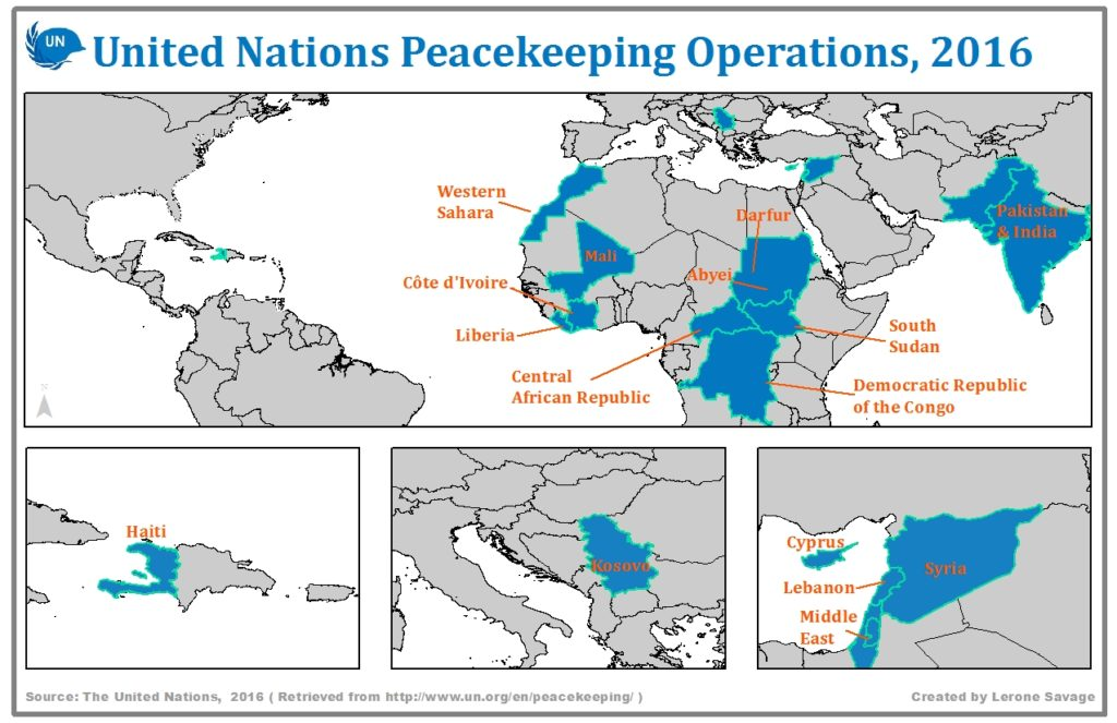 an analysis of the role of canada in nato and un peace keeping operations Peacekeeping of the future: thinking through canada's support to united nations peace operations: analysis, he may be able to guide canada to an.