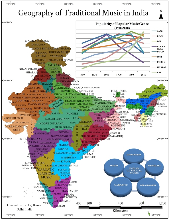 Map Of India Geographic.December S Mapping Contest Winner Ubique