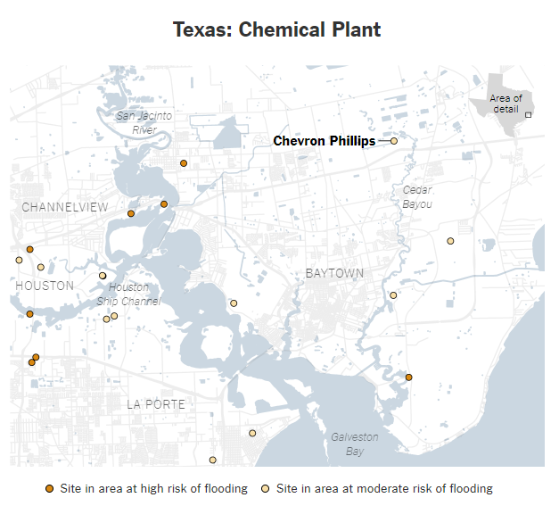 Map of the Week: Chemical Spill Sites | UBIQUE Chemical Map on science map, emotional map, research map, cement map, organic map, tobacco map, metal map, chemistry mind map, chemistry concept map, biological map, marine map, electricity map, government map, sound map, magnetic map, biology map, media map,